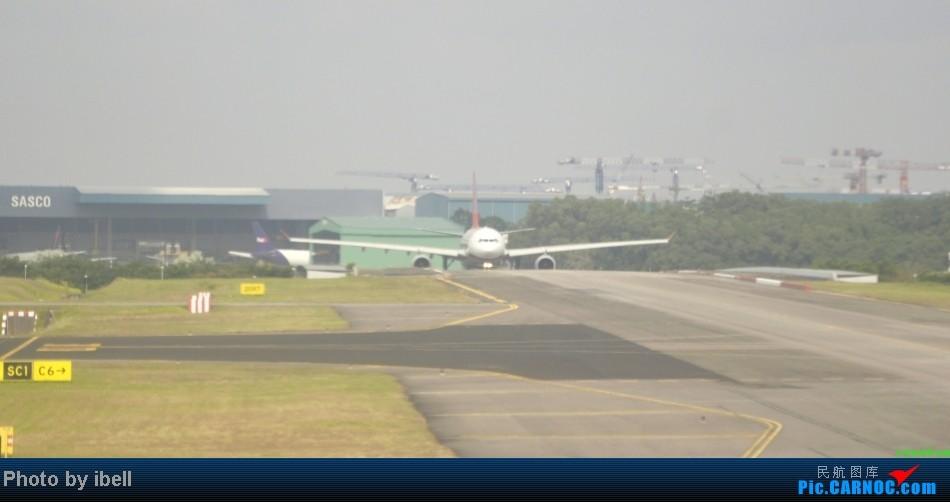 Re:[原创]【牙刷游记之七】SIN-HKG-CTU,国泰+港龙带我回国与家人共度2014马年春节!(有奖猜飞机,祝飞友们马到功成!) BOEING 747F N2795G 新加坡樟宜机场 新加坡樟宜机场