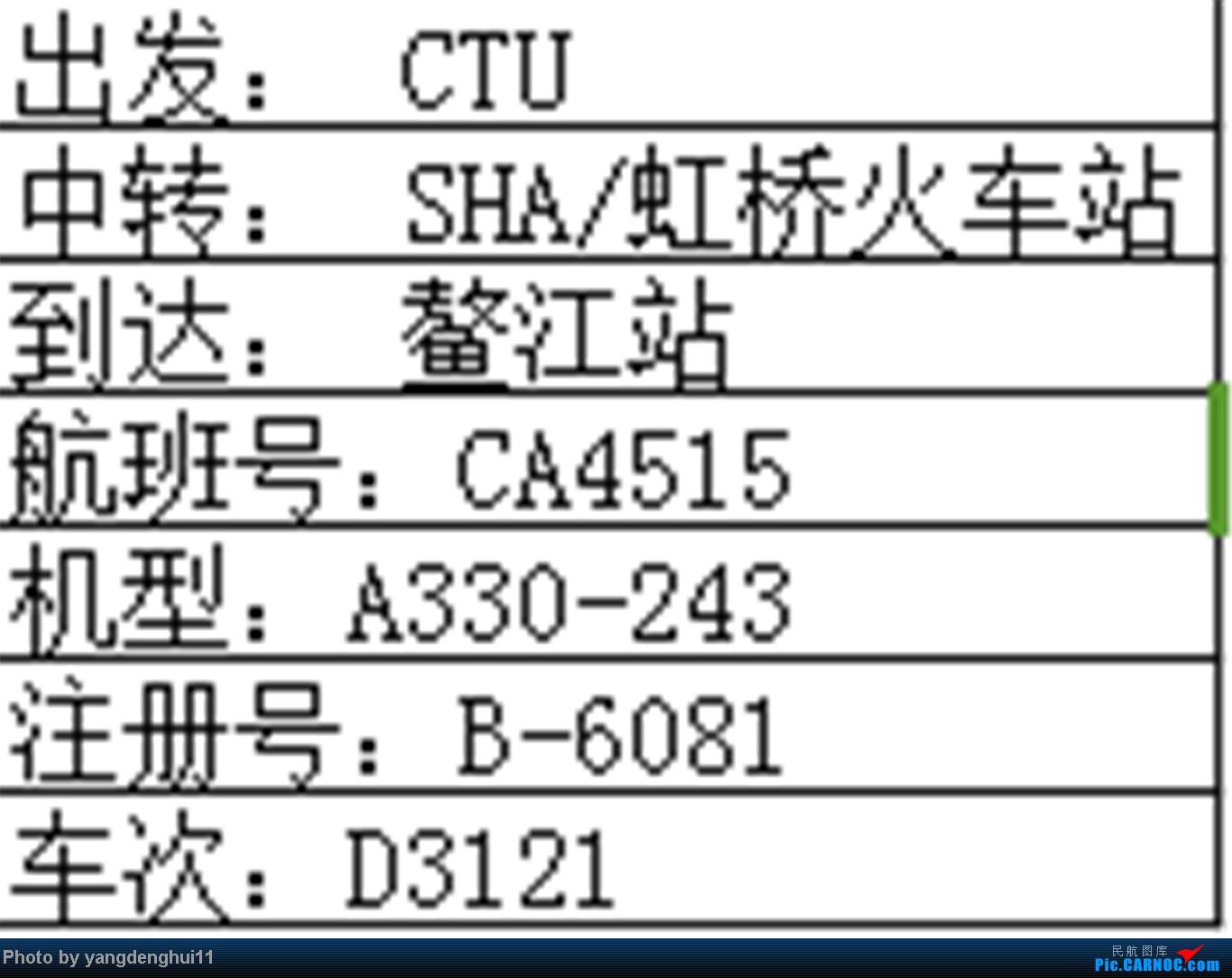 [原创]春运帖 成都--上海虹桥--虹桥站--鳌江站 遇蓝凤凰,梦想之翼