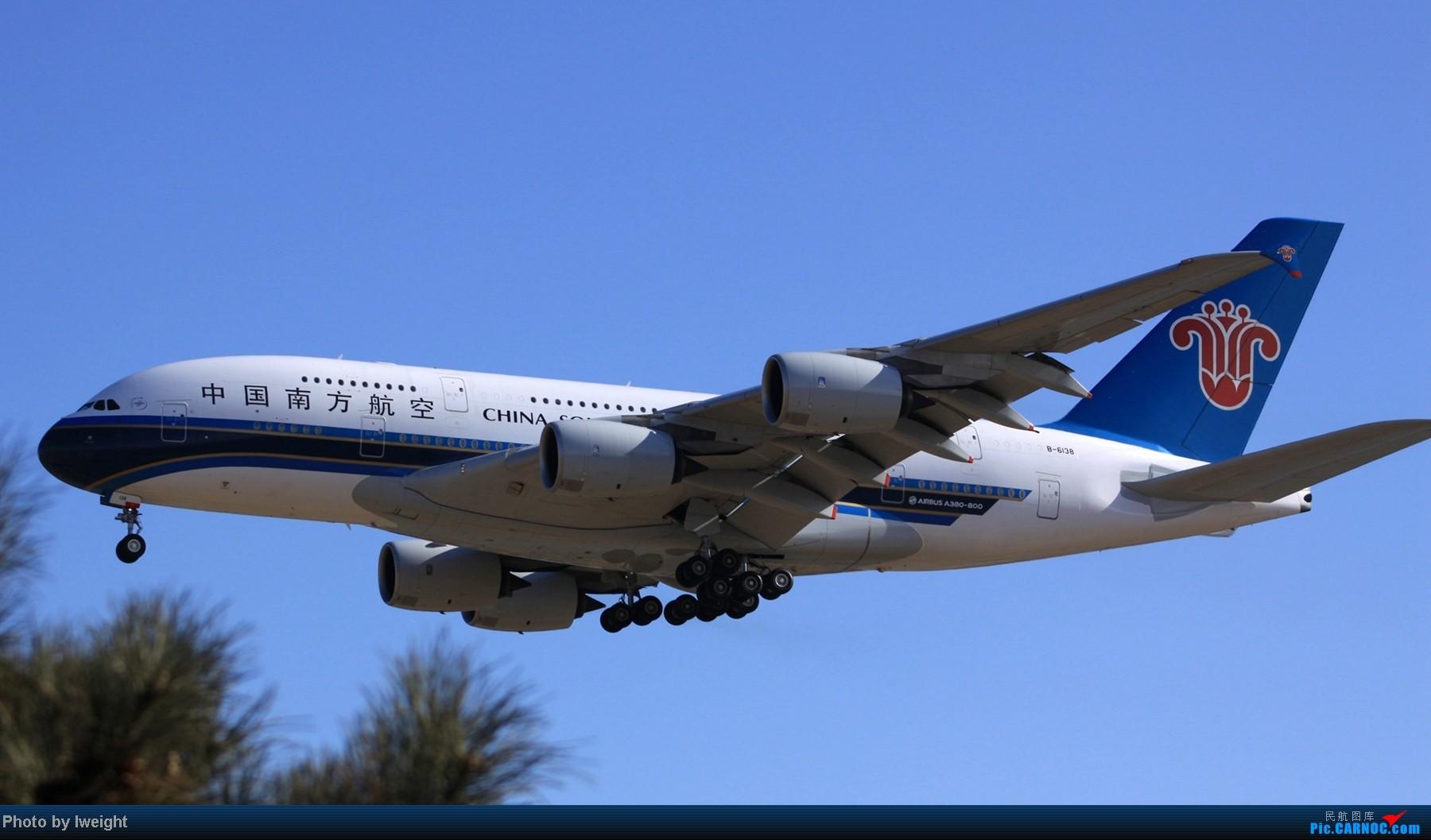 Re:[原创]春节期间首都机场拍机汇报 AIRBUS A380 B-6138 中国北京首都机场
