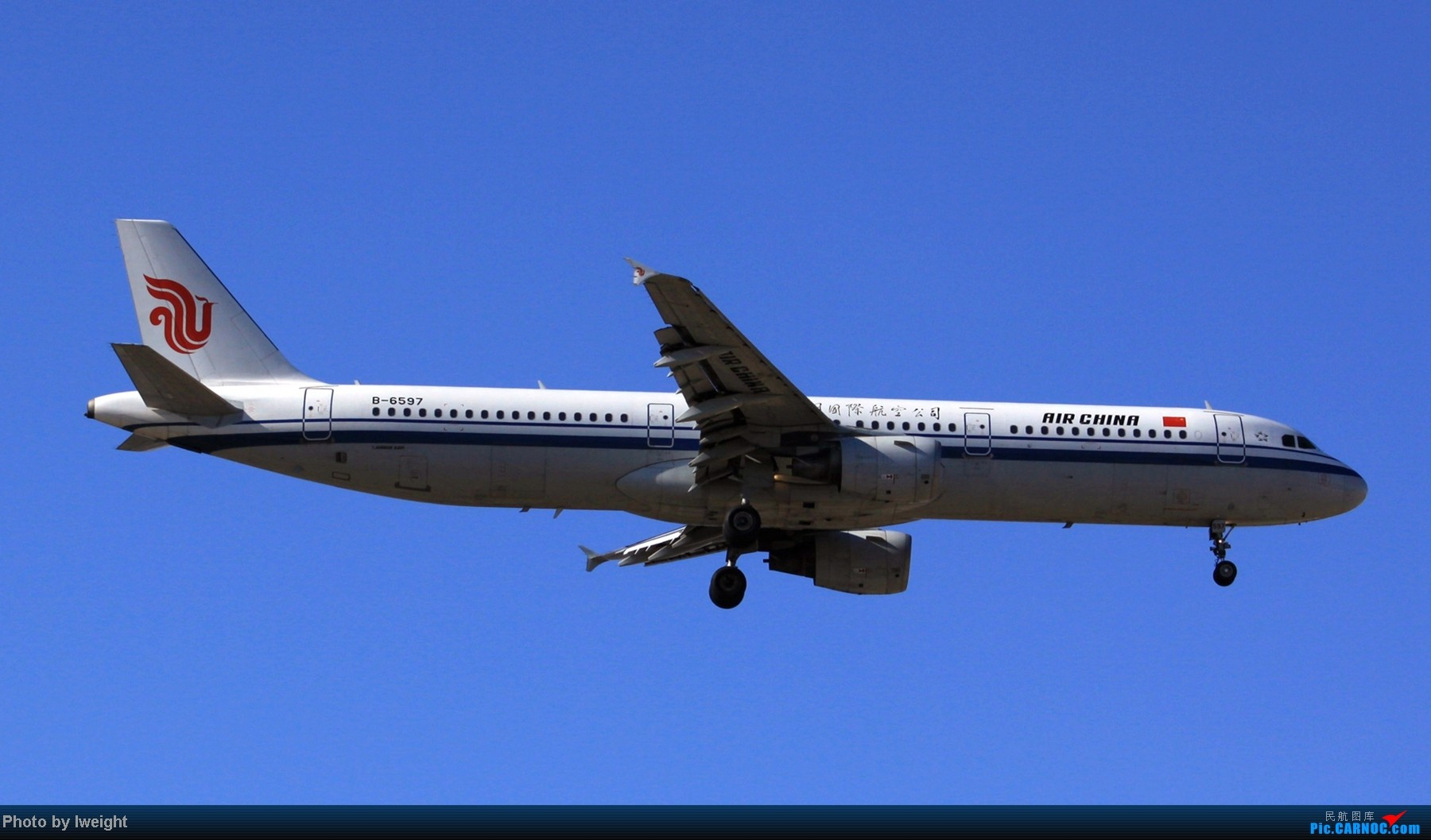 Re:[原创]春节期间首都机场拍机汇报 AIRBUS A321 B-6597 中国北京首都机场