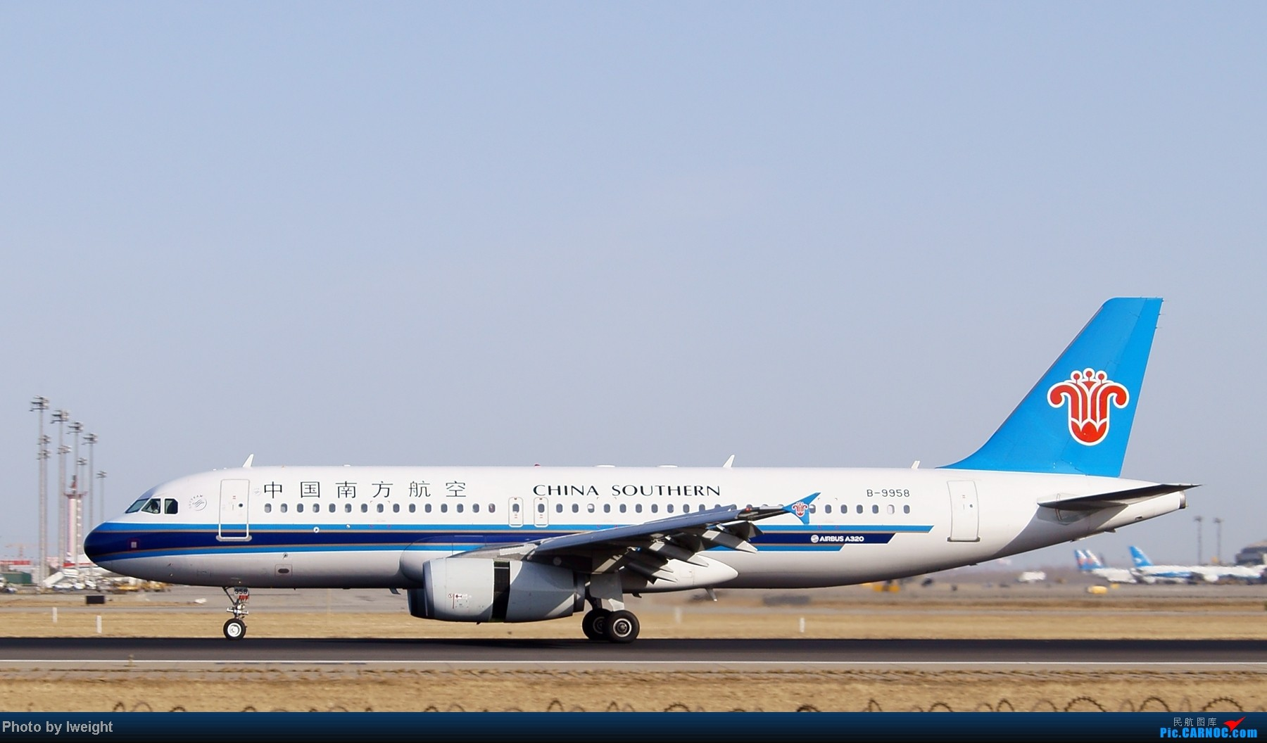 Re:[原创]春节期间首都机场拍机汇报 AIRBUS A320-200 B-9958 中国北京首都机场