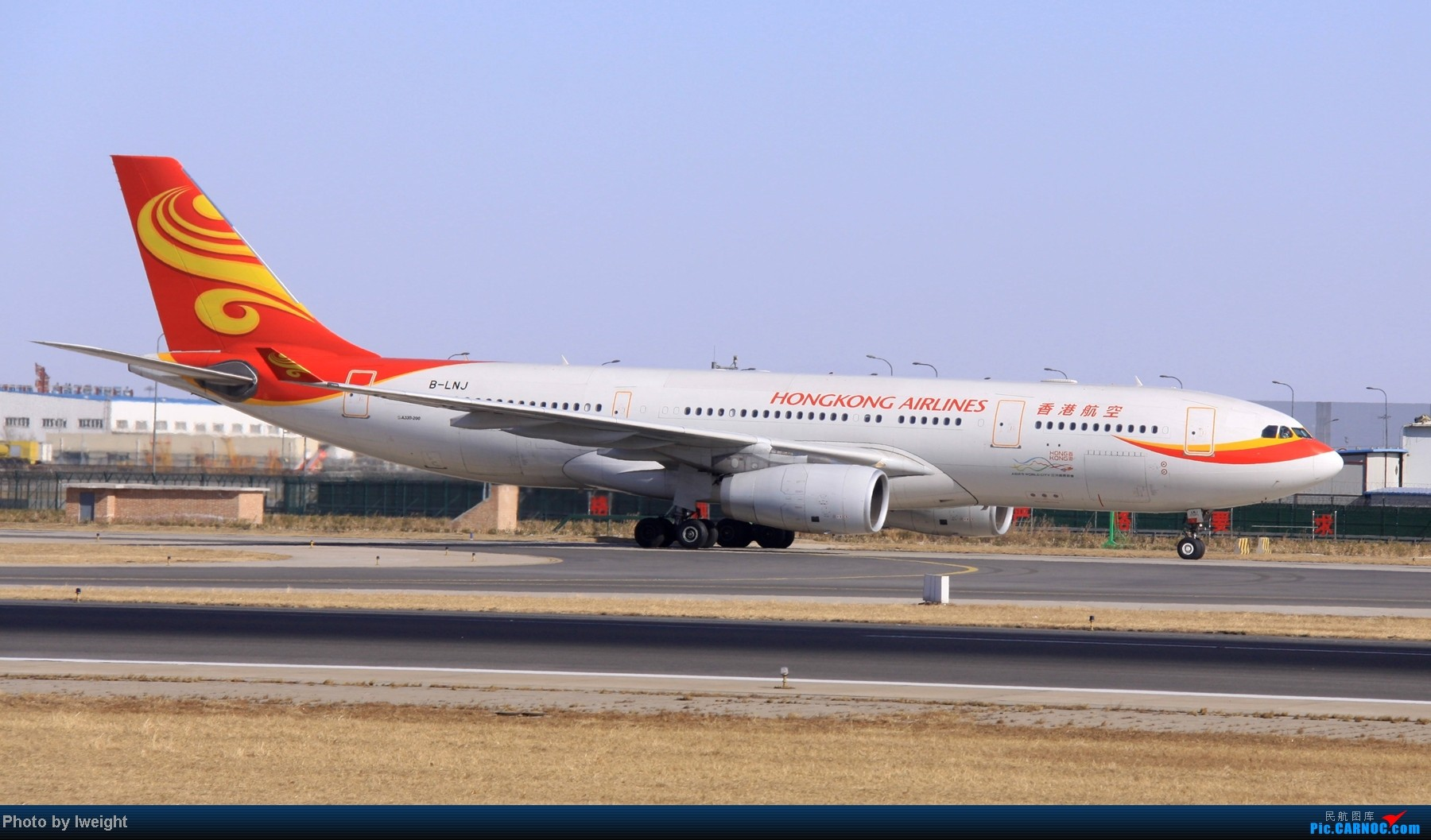 Re:[原创]春节期间首都机场拍机汇报 AIRBUS A330-200 B-LNJ 中国北京首都机场
