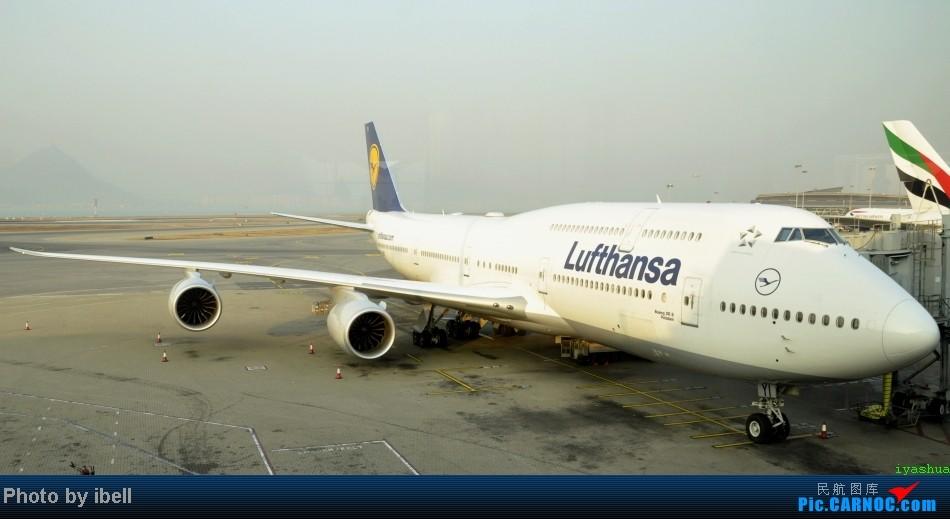 Re:【牙刷游记之七】SIN-HKG-CTU,国泰+港龙带我回国与家人共度2014马年春节!(有奖猜飞机,祝飞友们马到功成!) BOEING 747-830 D-ABYI HKG