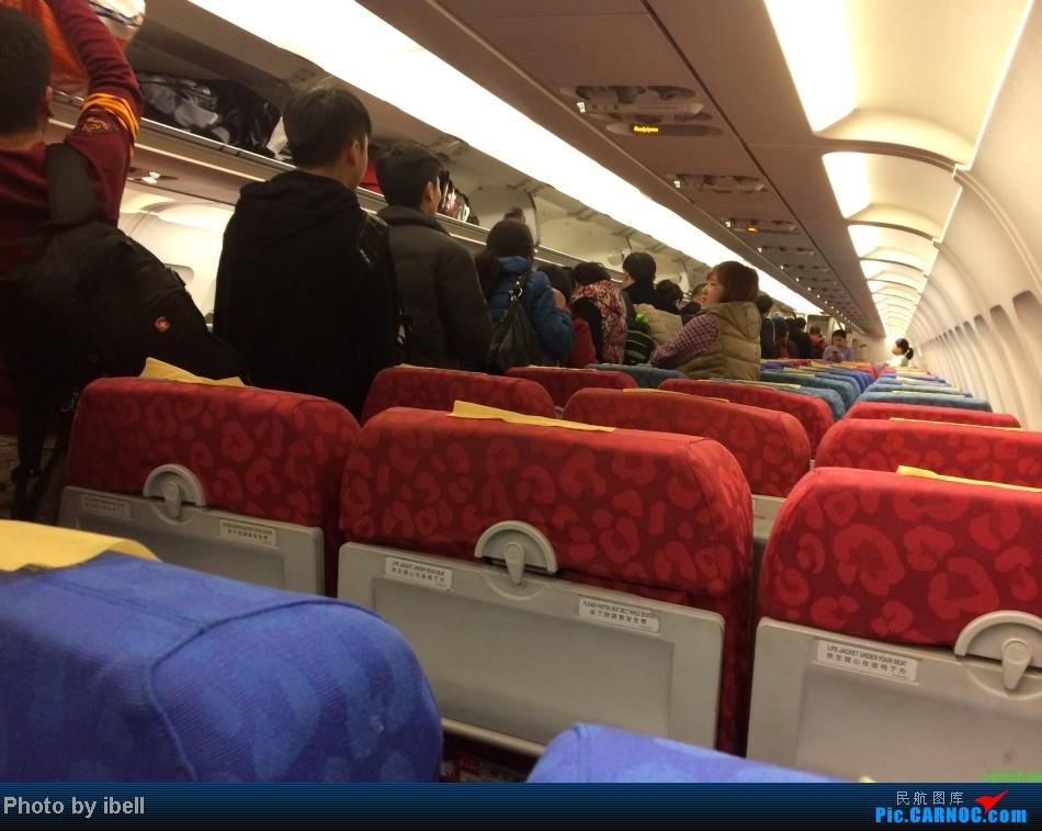 Re:[原创]【牙刷游记之七】SIN-HKG-CTU,国泰+港龙带我回国与家人共度2014马年春节!(有奖猜飞机,祝飞友们马到功成!)    中国成都双流机场