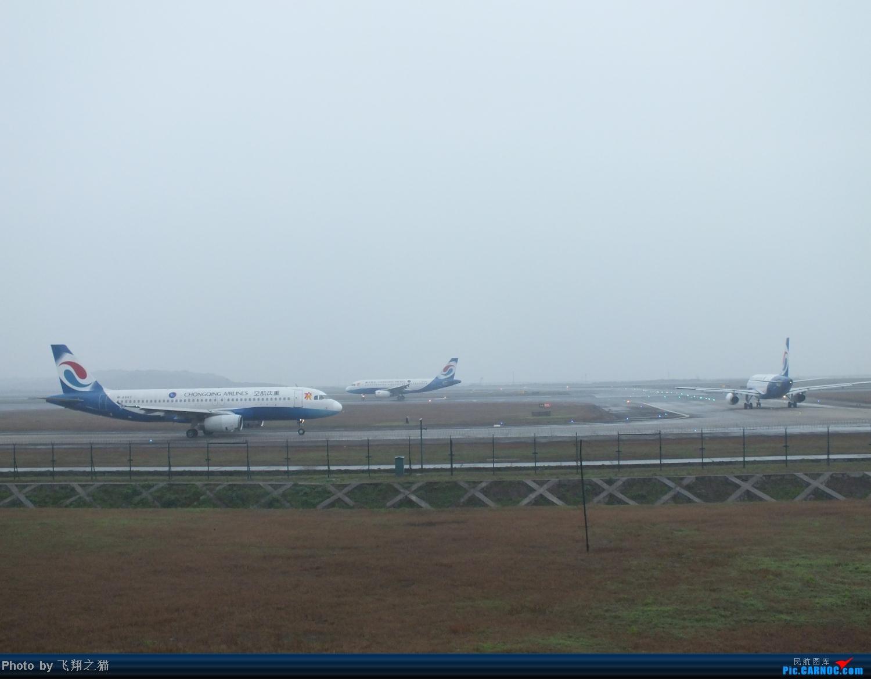 Re:[原创]CKG春运第四辑之精彩的CKG(红蓝凤凰,天合装777,紫宸号,海航二十周年737,共计16班宽体齐聚重庆) AIRBUS A320-200 B-2347 重庆江北国际机场