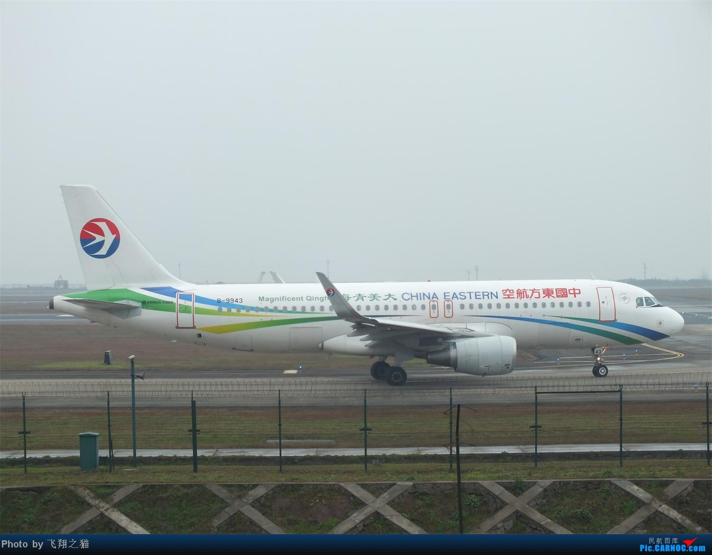 Re:[原创]CKG春运第四辑之精彩的CKG(红蓝凤凰,天合装777,紫宸号,海航二十周年737,共计16班宽体齐聚重庆) AIRBUS A320-200 B-9943 重庆江北国际机场