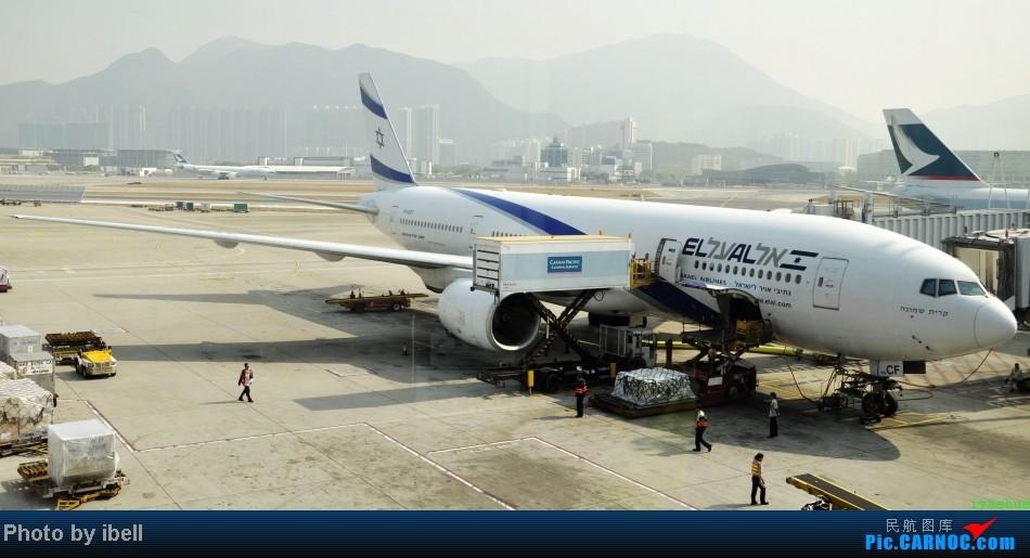 Re:[原创]【牙刷游记之七】SIN-HKG-CTU,国泰+港龙带我回国与家人共度2014马年春节!(有奖猜飞机,祝飞友们马到功成!) BOEING 777-258ER 4X-ECF 中国香港赤鱲角机场