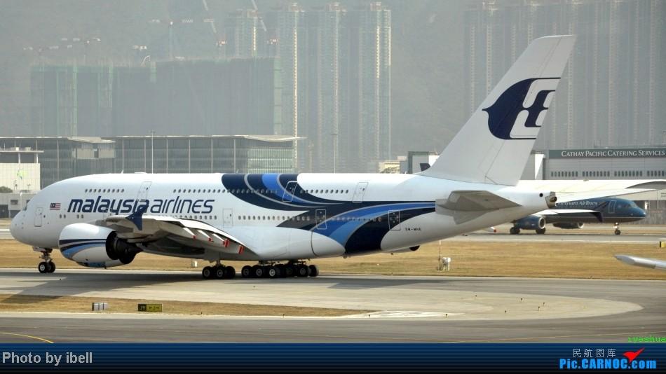 Re:【牙刷游记之七】SIN-HKG-CTU,国泰+港龙带我回国与家人共度2014马年春节!(有奖猜飞机,祝飞友们马到功成!) AIRBUS A380-841 9M-MNE 中国香港赤鱲角机场