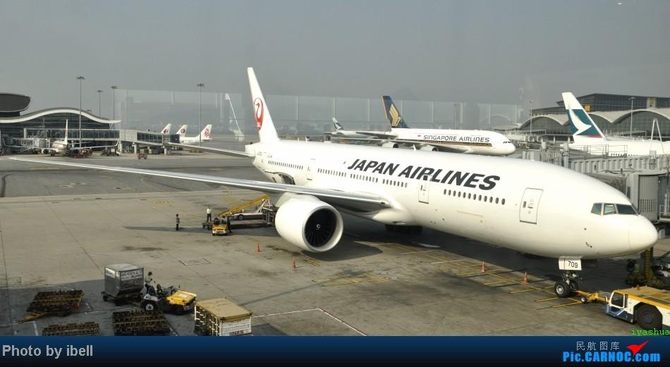 Re:[原创]【牙刷游记之七】SIN-HKG-CTU,国泰+港龙带我回国与家人共度2014马年春节!(有奖猜飞机,祝飞友们马到功成!) BOEING 777-246/ER JA709J HKG
