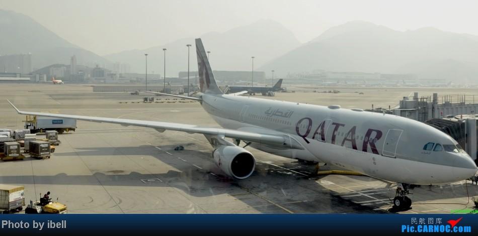 Re:[原创]【牙刷游记之七】SIN-HKG-CTU,国泰+港龙带我回国与家人共度2014马年春节!(有奖猜飞机,祝飞友们马到功成!) AIRBUS A330-203 A7-ACH HKG
