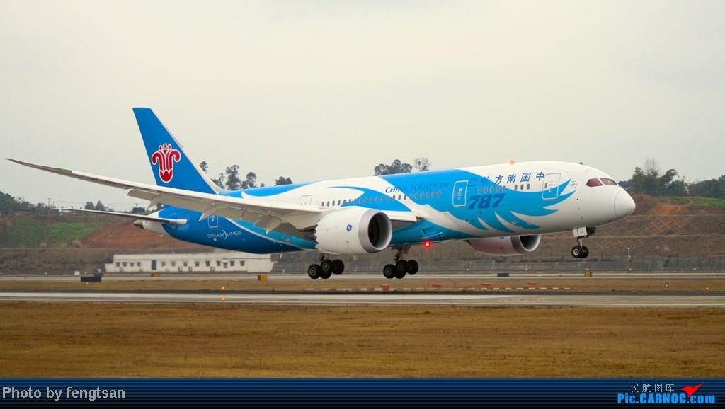 Re:[原创]【CCFA成都空港缘分】大年十五发正月初七的CTU,只有大家伙 BOEING 787-8 B-2737 中国成都双流机场