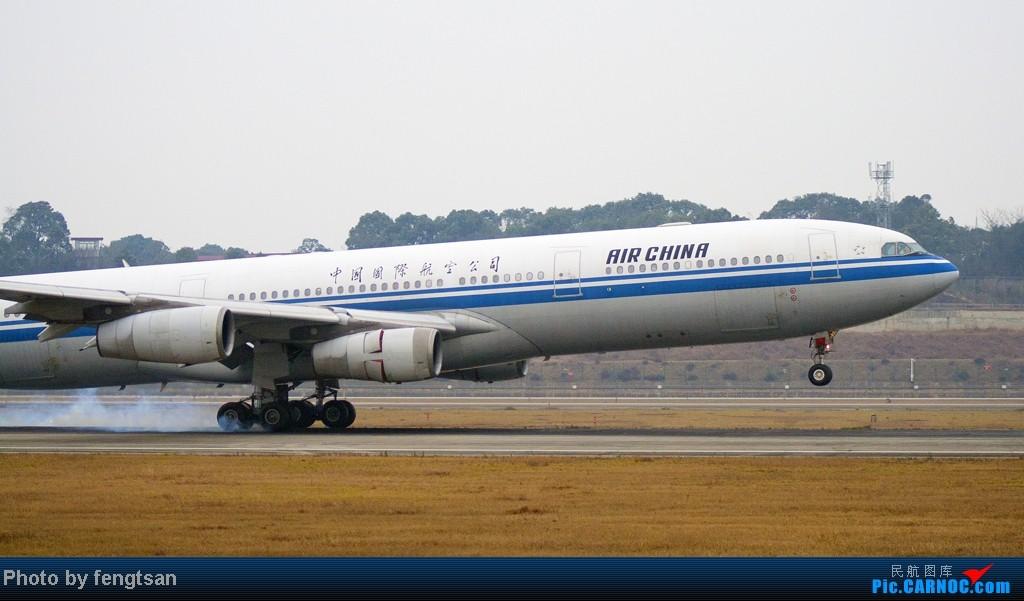 Re:[原创]【CCFA成都空港缘分】大年十五发正月初七的CTU,只有大家伙 AIRBUS A340-300