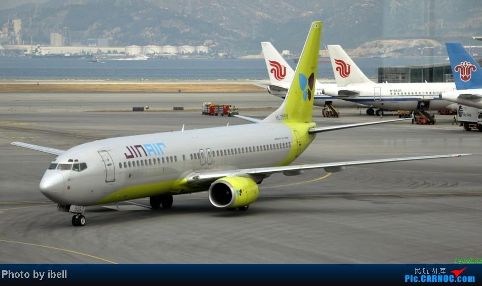 Re:[原创]【牙刷游记之八】CTU-HKG-SIN,首飞A343,内含斐济航空,埃塞俄比亚货运,飘零在南海上迷人的西沙群岛。。。 BOEING 737-86N HL7559 HKG