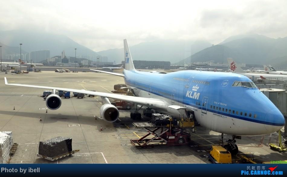Re:[原创]【牙刷游记之八】CTU-HKG-SIN,首飞A343,内含斐济航空,埃塞俄比亚货运,飘零在南海上迷人的西沙群岛。。。 BOEING 747-406 (M) PH-BFU HKG