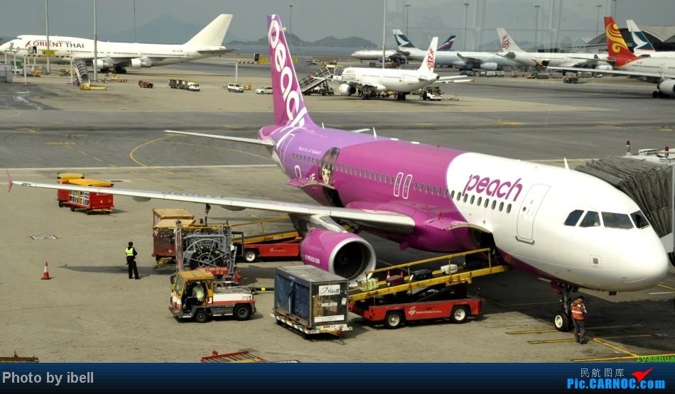Re:[原创]【牙刷游记之八】CTU-HKG-SIN,首飞A343,内含斐济航空,埃塞俄比亚货运,飘零在南海上迷人的西沙群岛。。。 AIRBUS A320-214 JA808P HKG