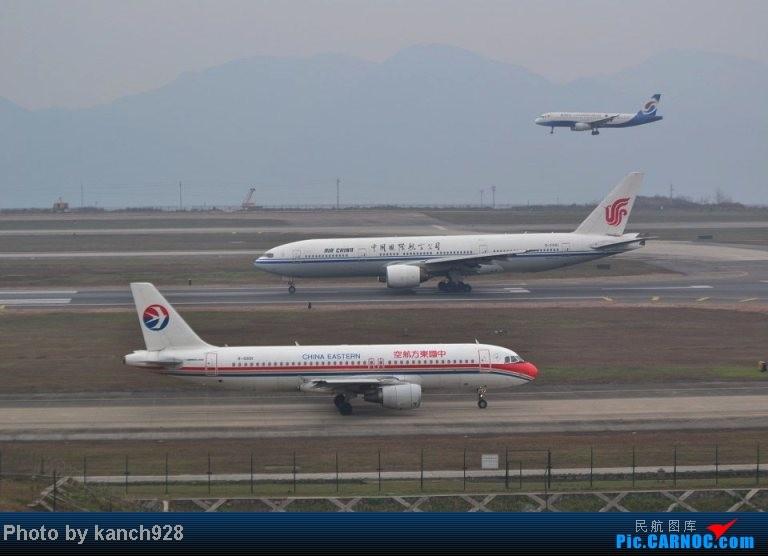 Re:[原创]作为CKG的飞友,中立的说两句    中国重庆江北机场