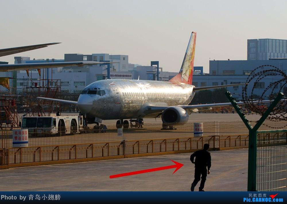 """Re:[原创]【青岛飞友会】厦门机场DAY2之""""裸体机""""和拼图神器 BOEING 737-300 B-2112 中国厦门高崎机场"""