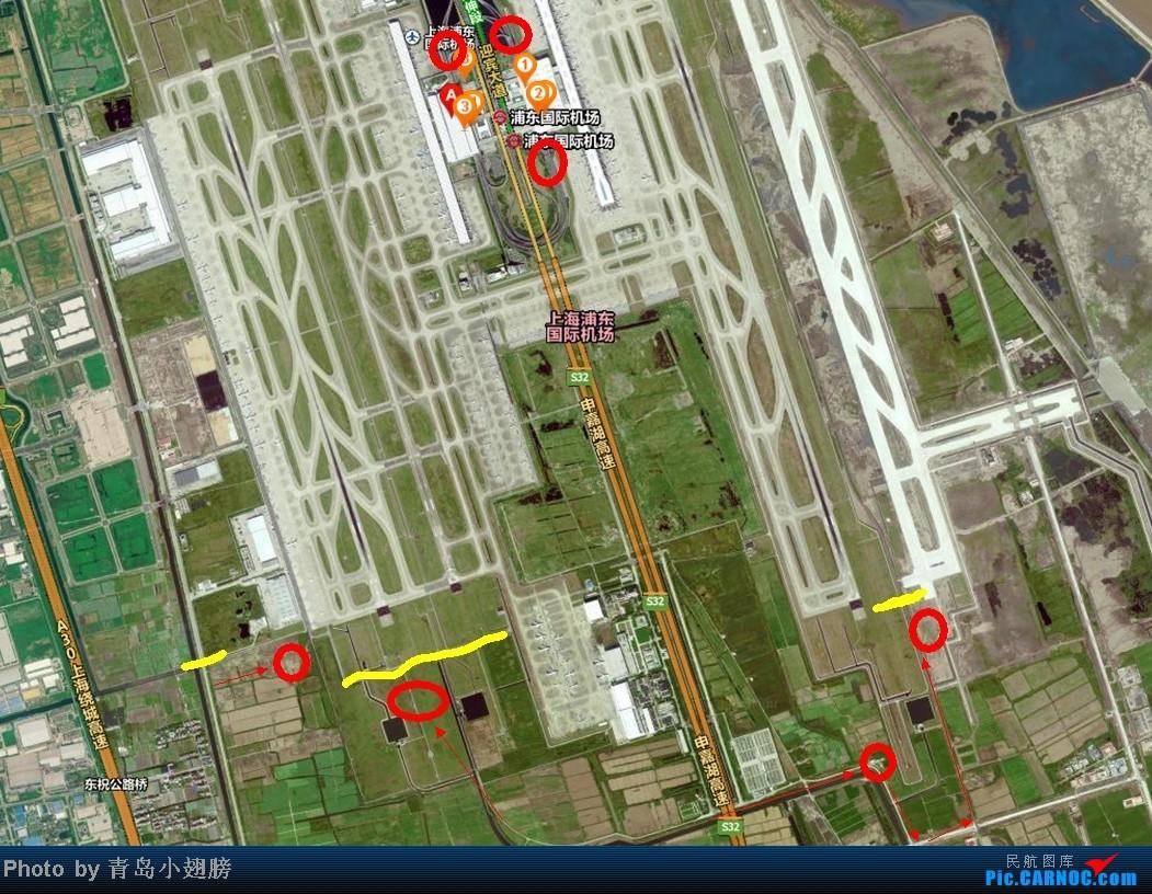 Re:[求助]请问上海朋友,浦东机场的拍机点