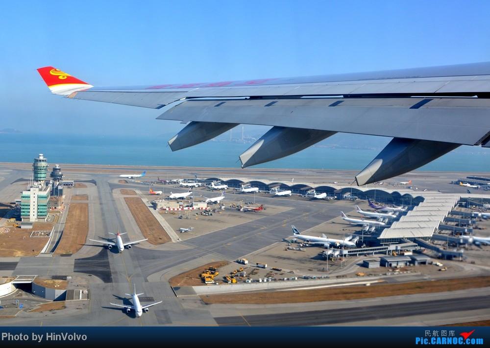 Re:[原创]第一次做發行報告。。 HX 236 HKG-PVG    中国香港赤鱲角机场