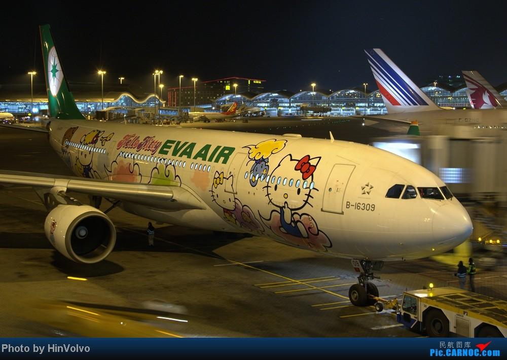 Re:[原创]第一次做發行報告。。 HX 236 HKG-PVG AIRBUS A330-200 B-16309 中国香港赤鱲角机场