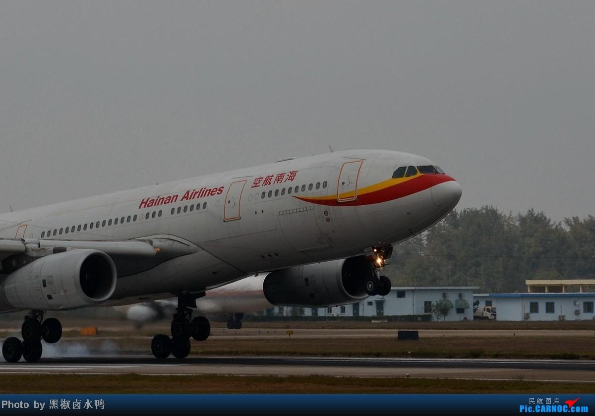 Re:[原创]【海南飞友会】这样的构图可好? AIRBUS A330-200 B-6089 中国海口美兰机场