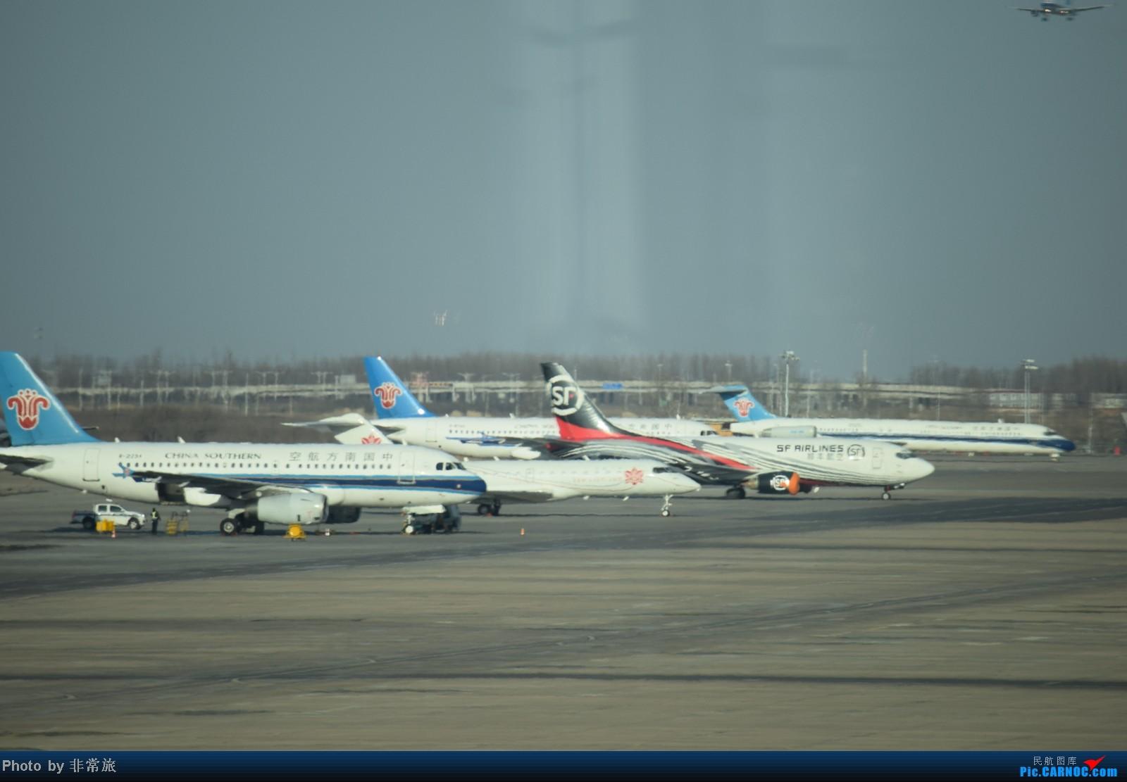 Re:[原创]大年三十除夕夜,三万英尺云霄间。 BOEING 767-300 B-2498 中国沈阳桃仙机场 中国沈阳桃仙机场