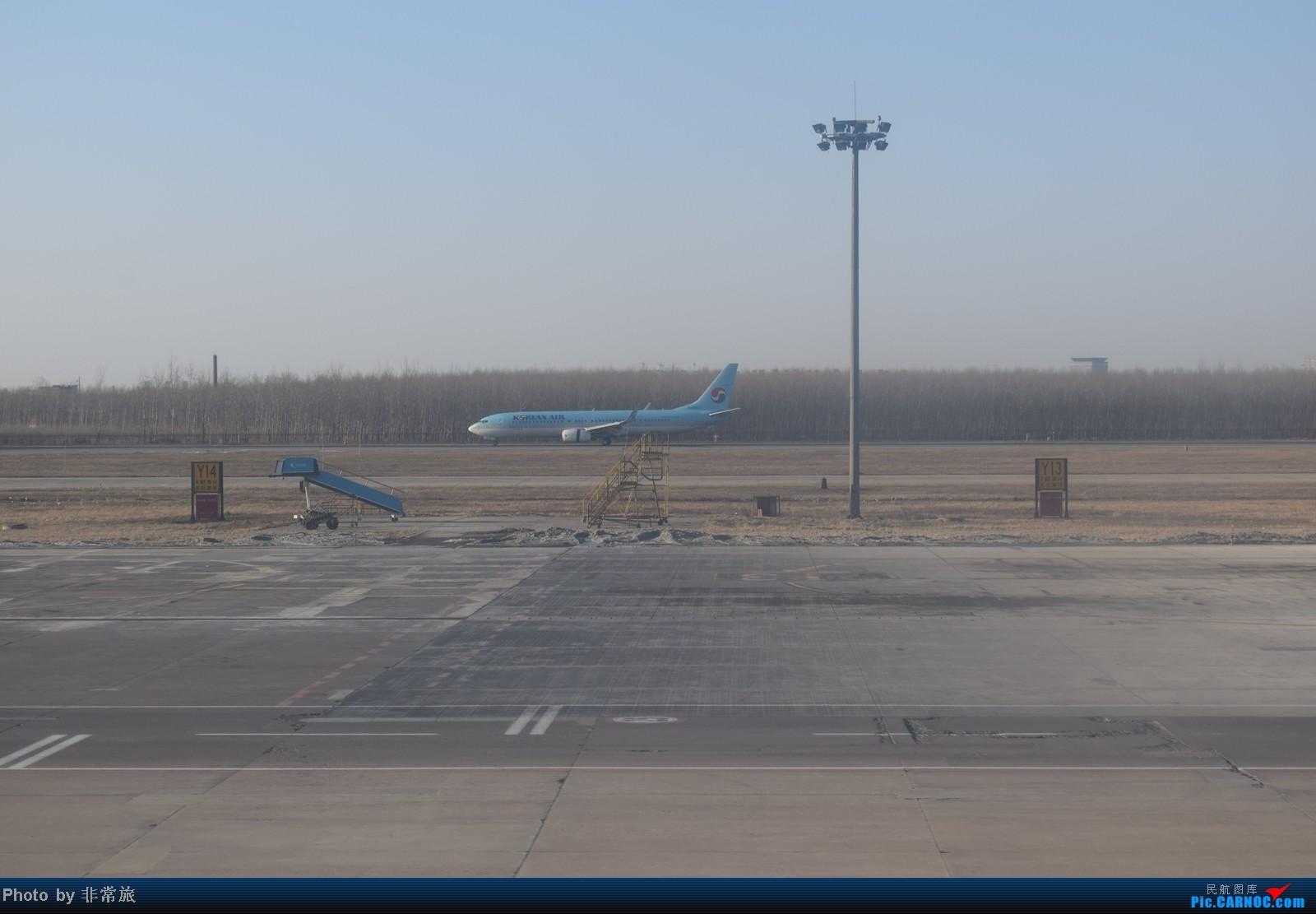 Re:[原创]大年三十除夕夜,三万英尺云霄间。 BOEING 737-800  中国沈阳桃仙机场