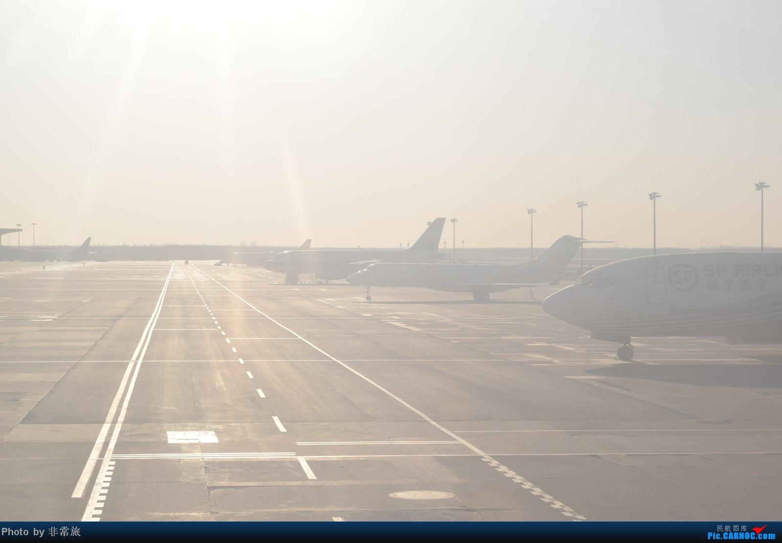 Re:[原创]大年三十除夕夜,三万英尺云霄间。 BOEING 737-300 B-2951 中国沈阳桃仙机场 中国沈阳桃仙机场