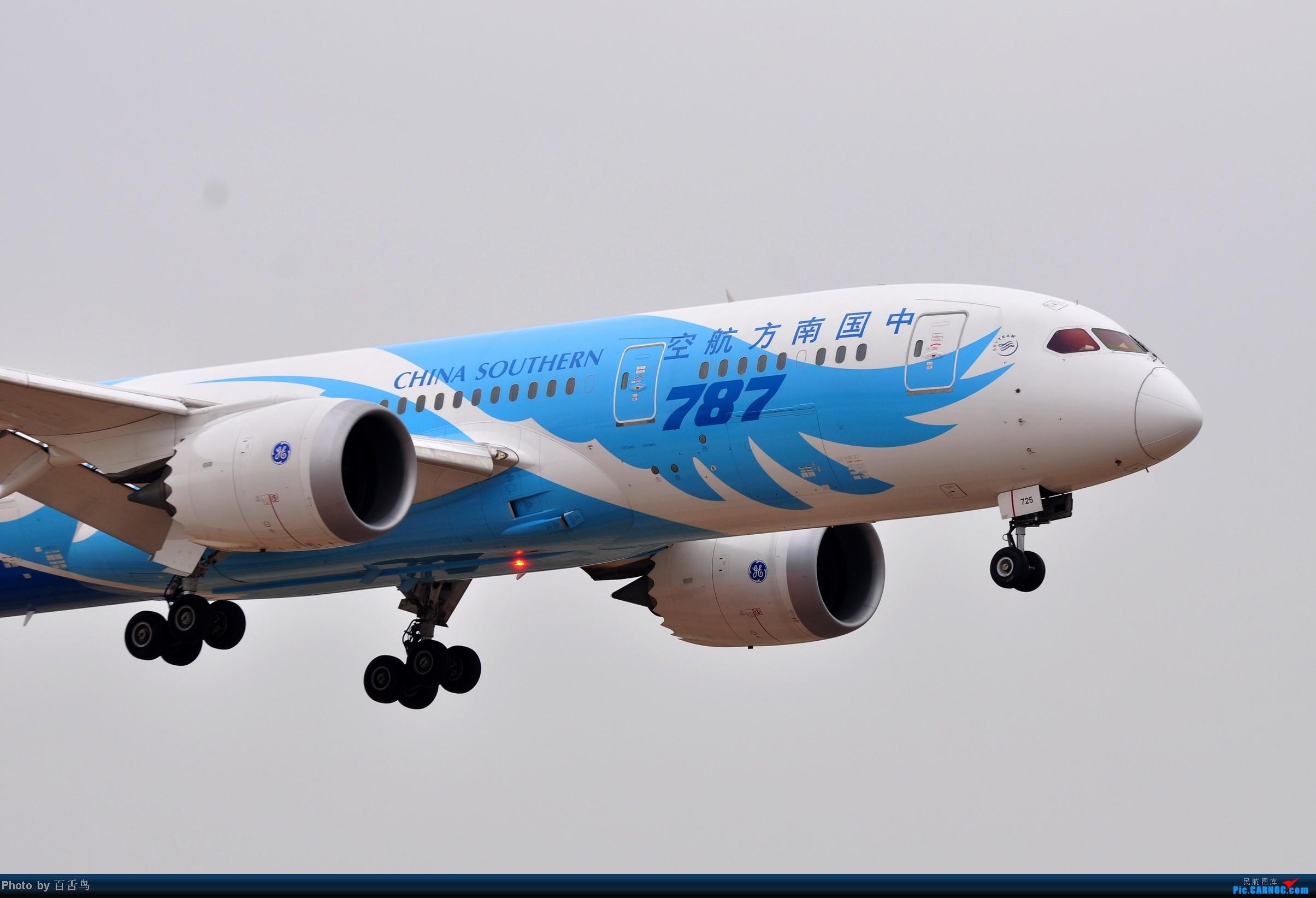 Re:[原创]【白云拍机】追南航773未果,东跑随手拍 BOEING 787 B-2725 中国广州白云机场