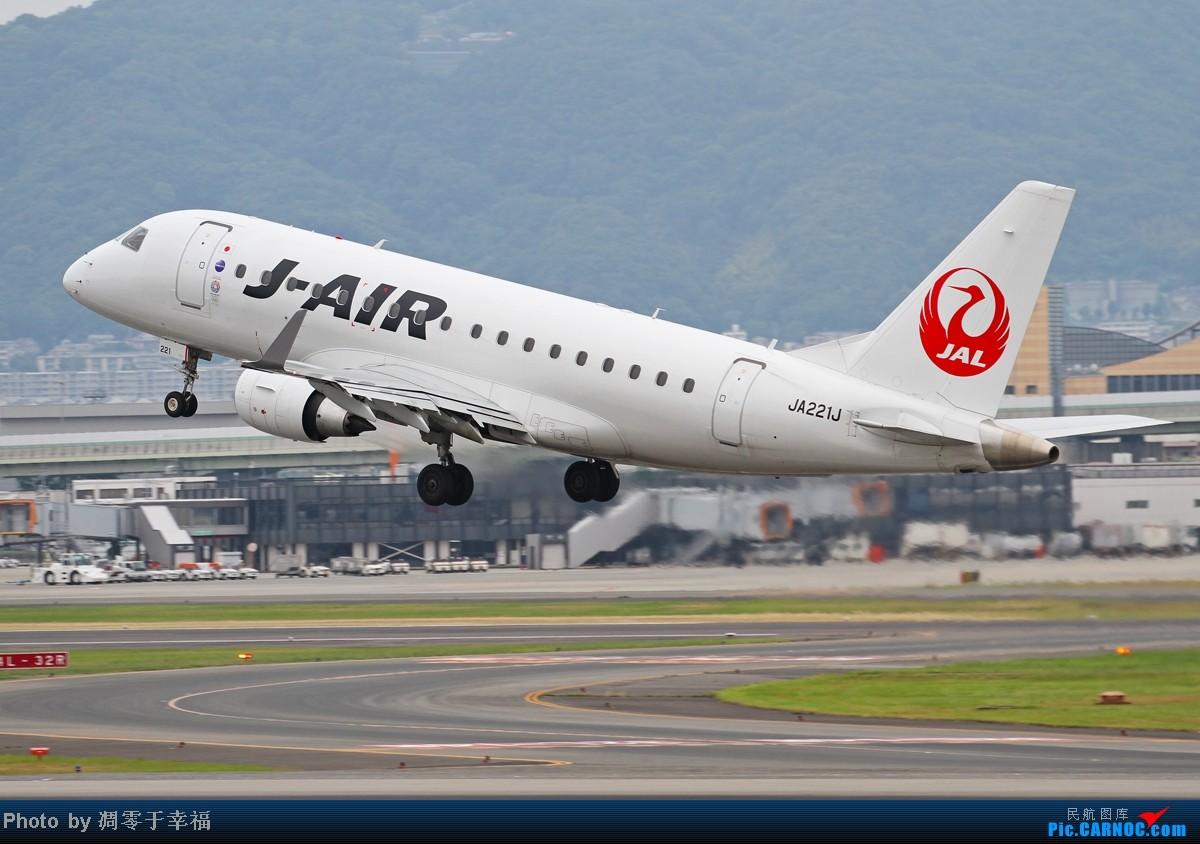 Re:[原创]小灰机,Go Go Go!! EMBRAER E-170 JA217J RJOO