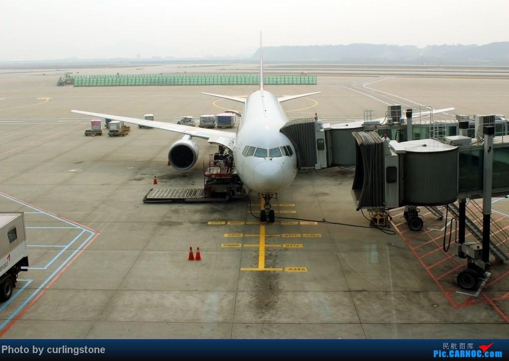 "Re:[原创]【长春飞友会】一不小心就放凉的饭重新炒一炒:CGQ-ICN-NRT-AKL 首个非北上广出境章 韩国""被入境"" 还是那最爱的银蕨叶 BOEING 767-300 HL-7514 韩国首尔仁川机场"