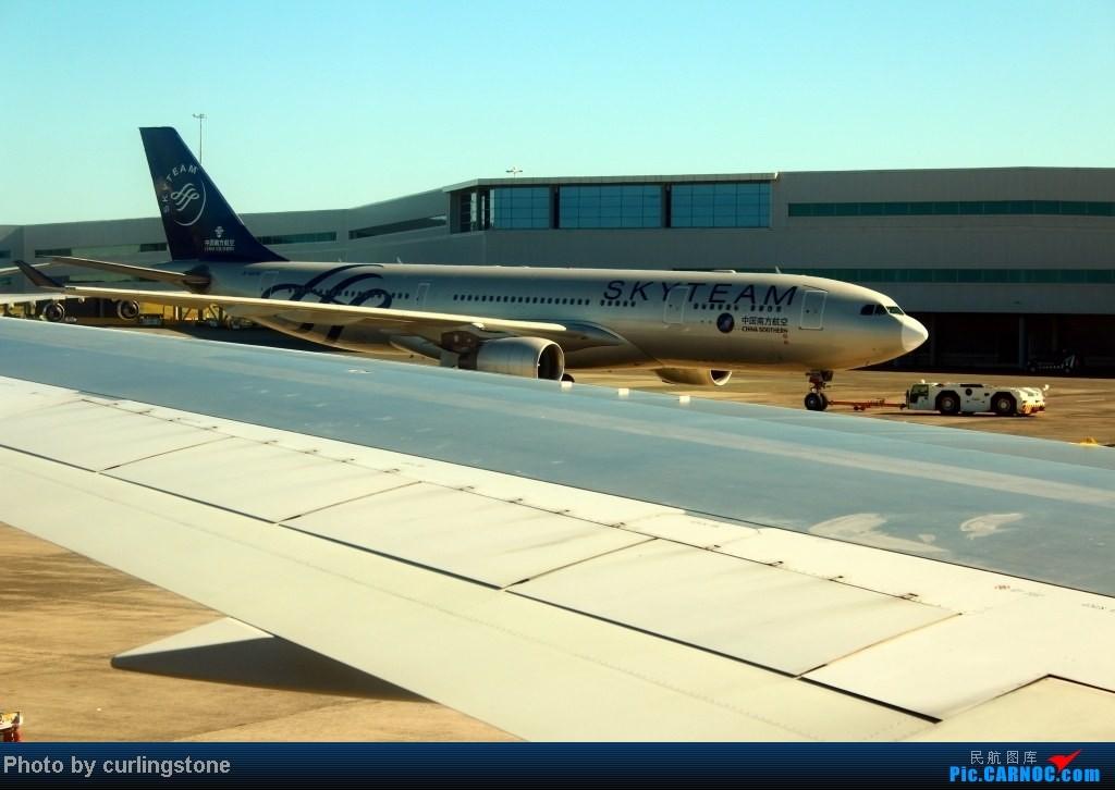 "Re:[原创]【长春飞友会】一不小心就放凉的饭重新炒一炒:CGQ-ICN-NRT-AKL 首个非北上广出境章 韩国""被入境"" 还是那最爱的银蕨叶 AIRBUS A330-200 B-6528 新西兰奥克兰机场"
