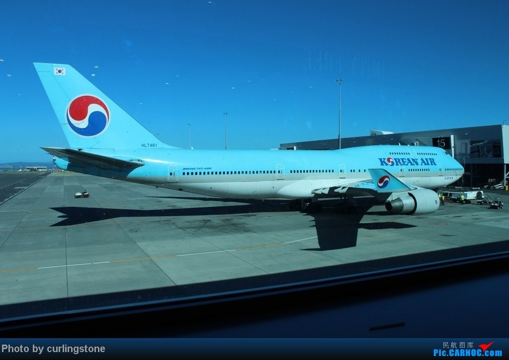 "Re:[原创]【长春飞友会】一不小心就放凉的饭重新炒一炒:CGQ-ICN-NRT-AKL 首个非北上广出境章 韩国""被入境"" 还是那最爱的银蕨叶 BOEING 747-400 HL-7461 AKL"