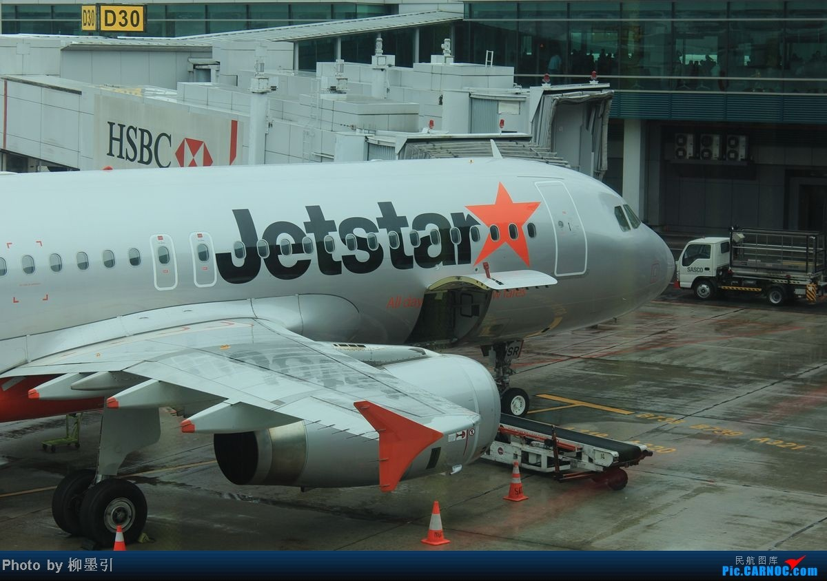 Re:[原创]【海南飞友会】新加坡→海口,捷星亚洲3K95~简短小游记~半年一次的回国飞行~~惊喜的碰到SQ两架白猩猩~~他们说标题一定要长!!! AIRBUS A320 9V-JSR 新加坡樟宜机场