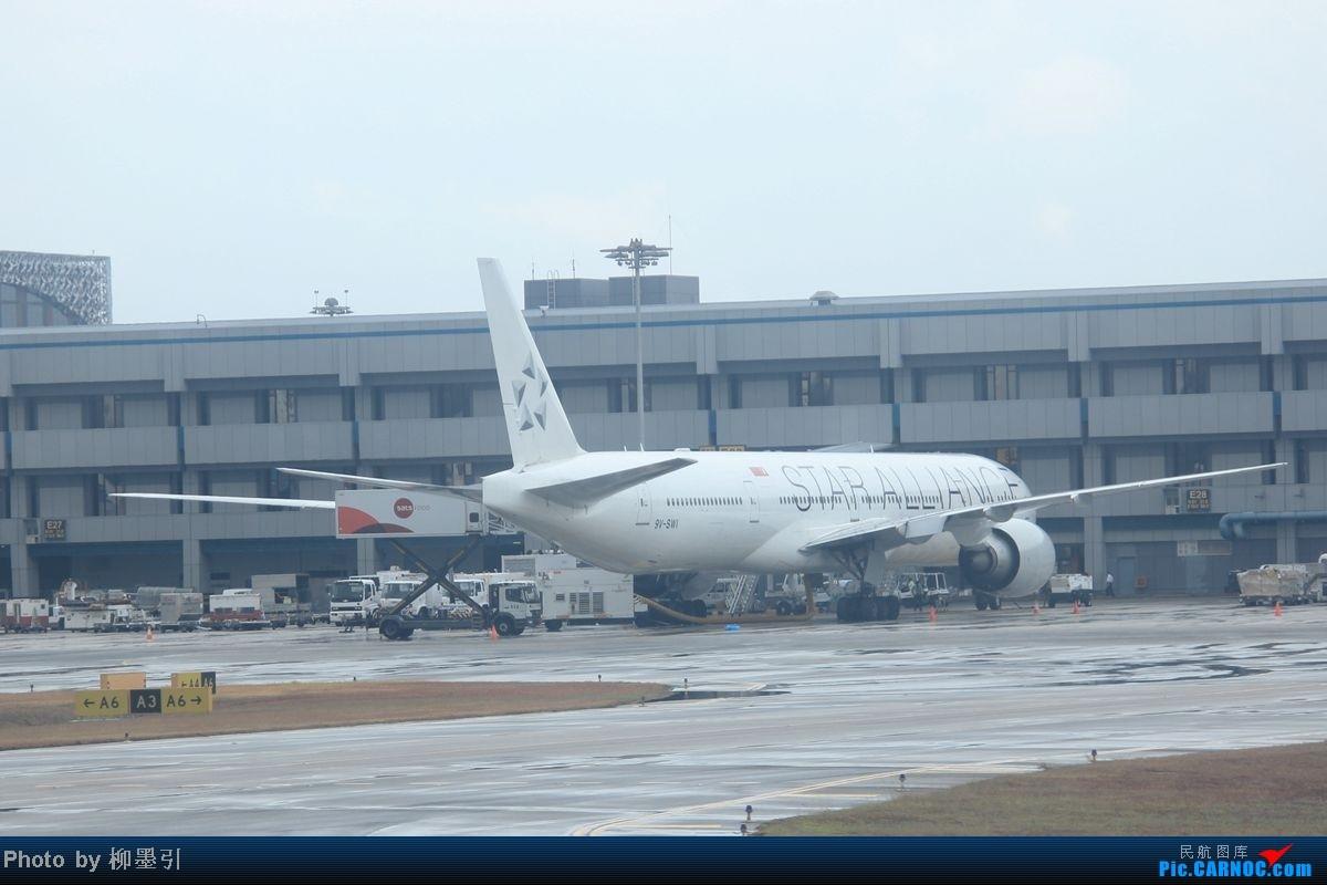 Re:[原创]【海南飞友会】新加坡→海口,捷星亚洲3K95~简短小游记~半年一次的回国飞行~~惊喜的碰到SQ两架白猩猩~~他们说标题一定要长!!! BOEING 777-300 9V-SWI 新加坡樟宜机场