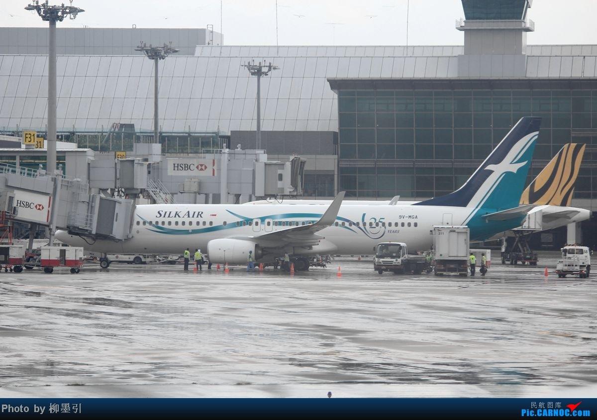 Re:[原创]【海南飞友会】新加坡→海口,捷星亚洲3K95~简短小游记~半年一次的回国飞行~~惊喜的碰到SQ两架白猩猩~~他们说标题一定要长!!! BOEING 737-800 9V-MGA 新加坡樟宜机场
