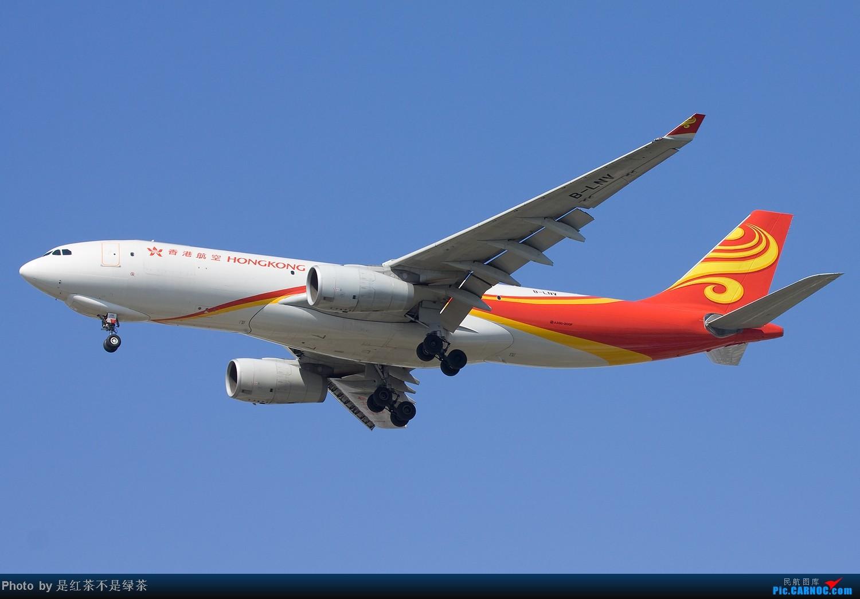 Re:[原创]【红茶拍机】今日魔都久违的好天气!上午PVG各路卡狗一网打尽! AIRBUS A330-200F B-LNV 中国上海浦东机场