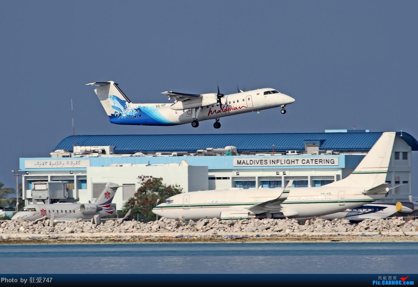 马尔代夫拍机    马尔代夫马累机场
