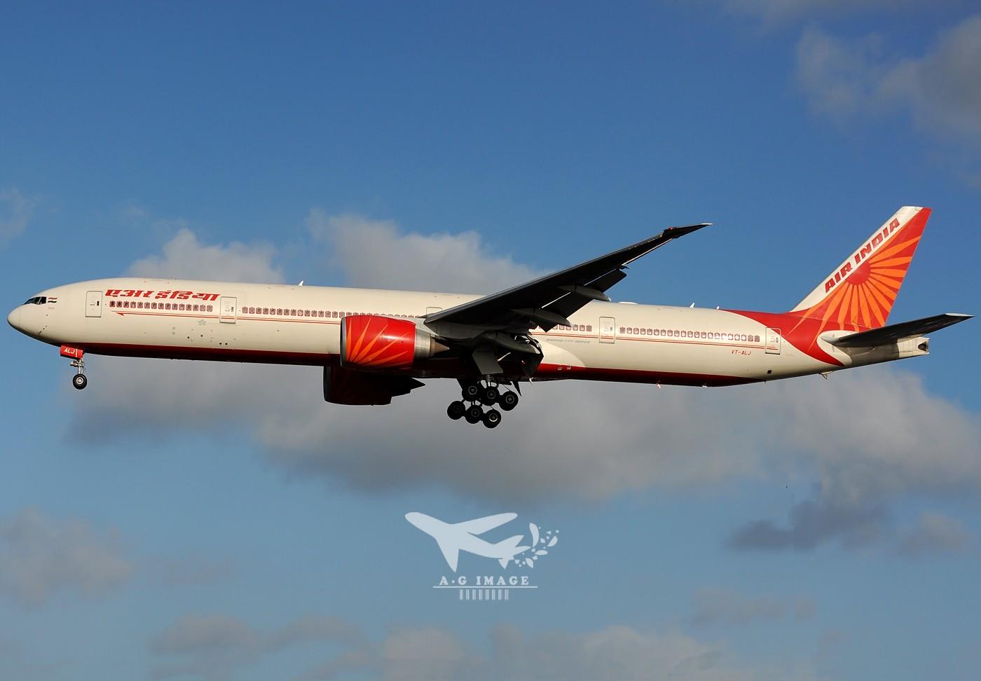 Re:[原创]【七彩天空】--八张来自LHR的77w大图,看到血脉喷张! BOEING 777-300 VT-ALJ 英国伦敦希思罗机场