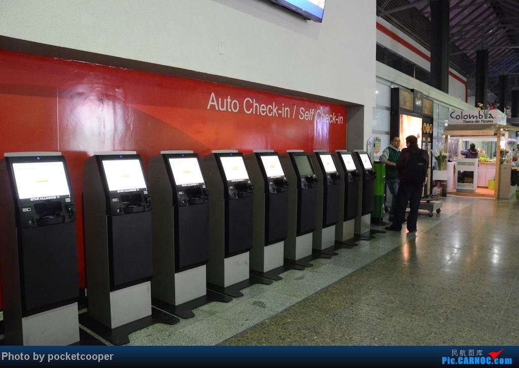 Re:[原创]【日出列传】[Magical Realism II] Avianca 哥伦比亚国内线三段 应广大听众要求开风土人情    哥伦比亚波哥大机场