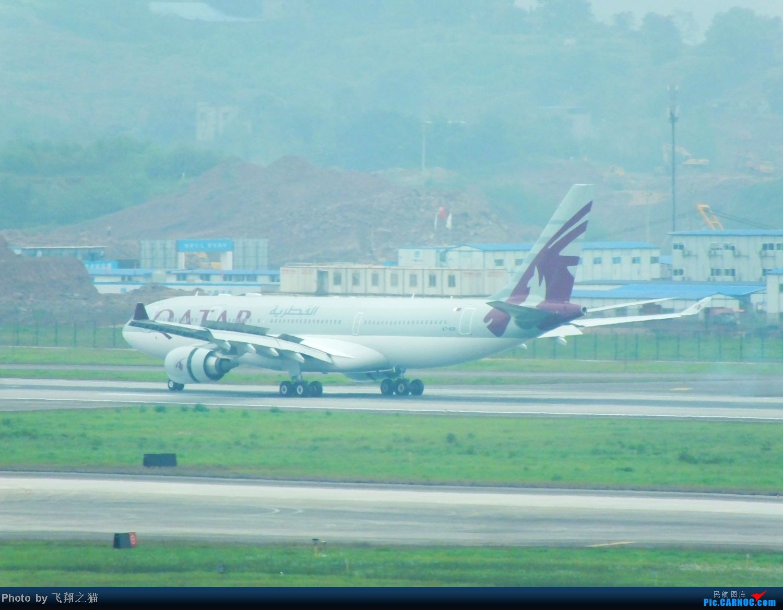Re:[原创]CKG拍机(韩亚767星星装,厦航第100架机机,其他还是那些飞机) AIRBUS A330-300 A7-ACB 重庆江北国际机场