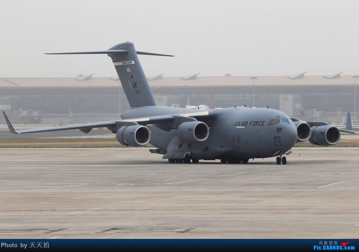>>[原创]美国空军大型运输机c17