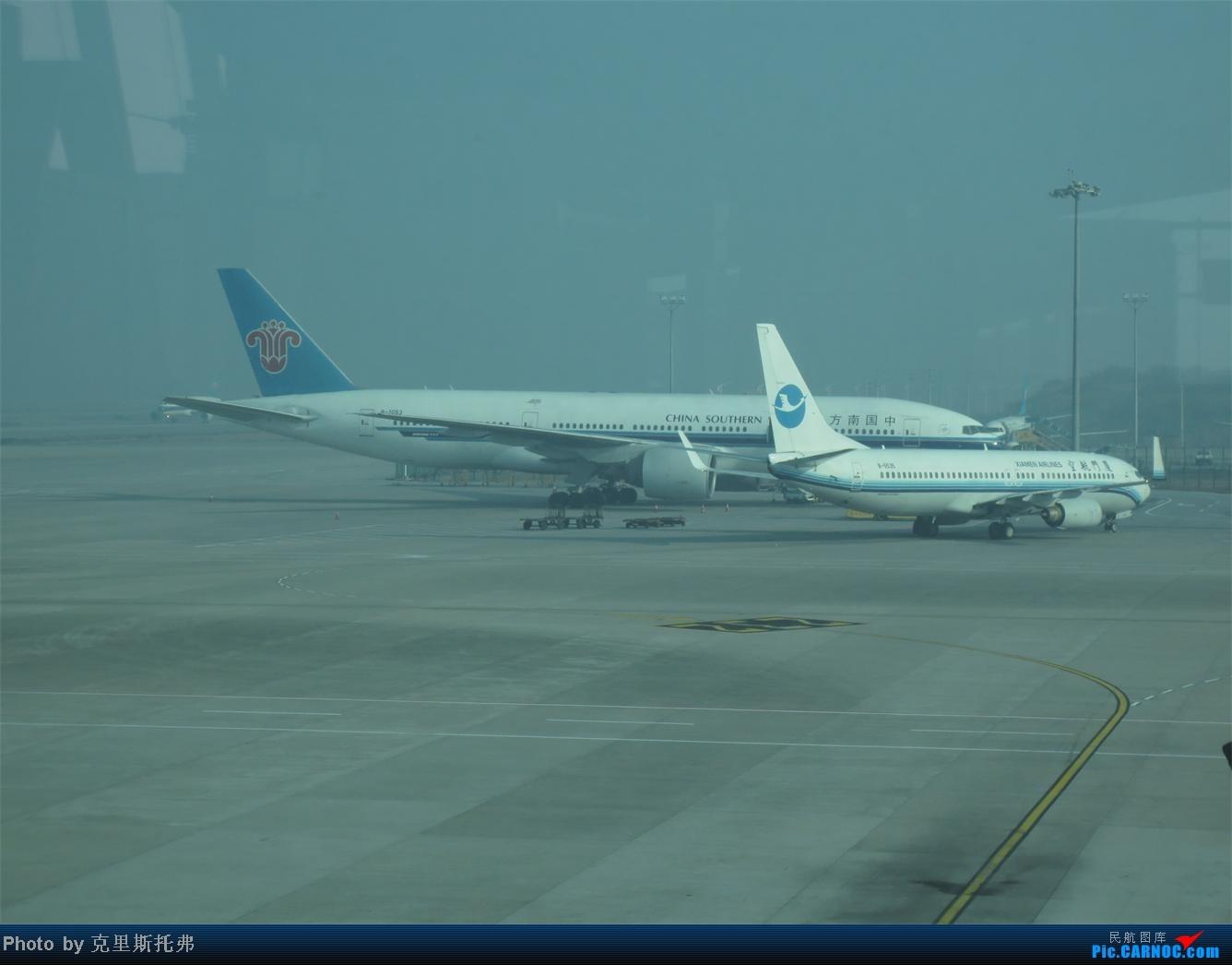 [原创]广州-无锡游记(1)(新手) BOEING 777-200 B-2053 中国广州白云机场