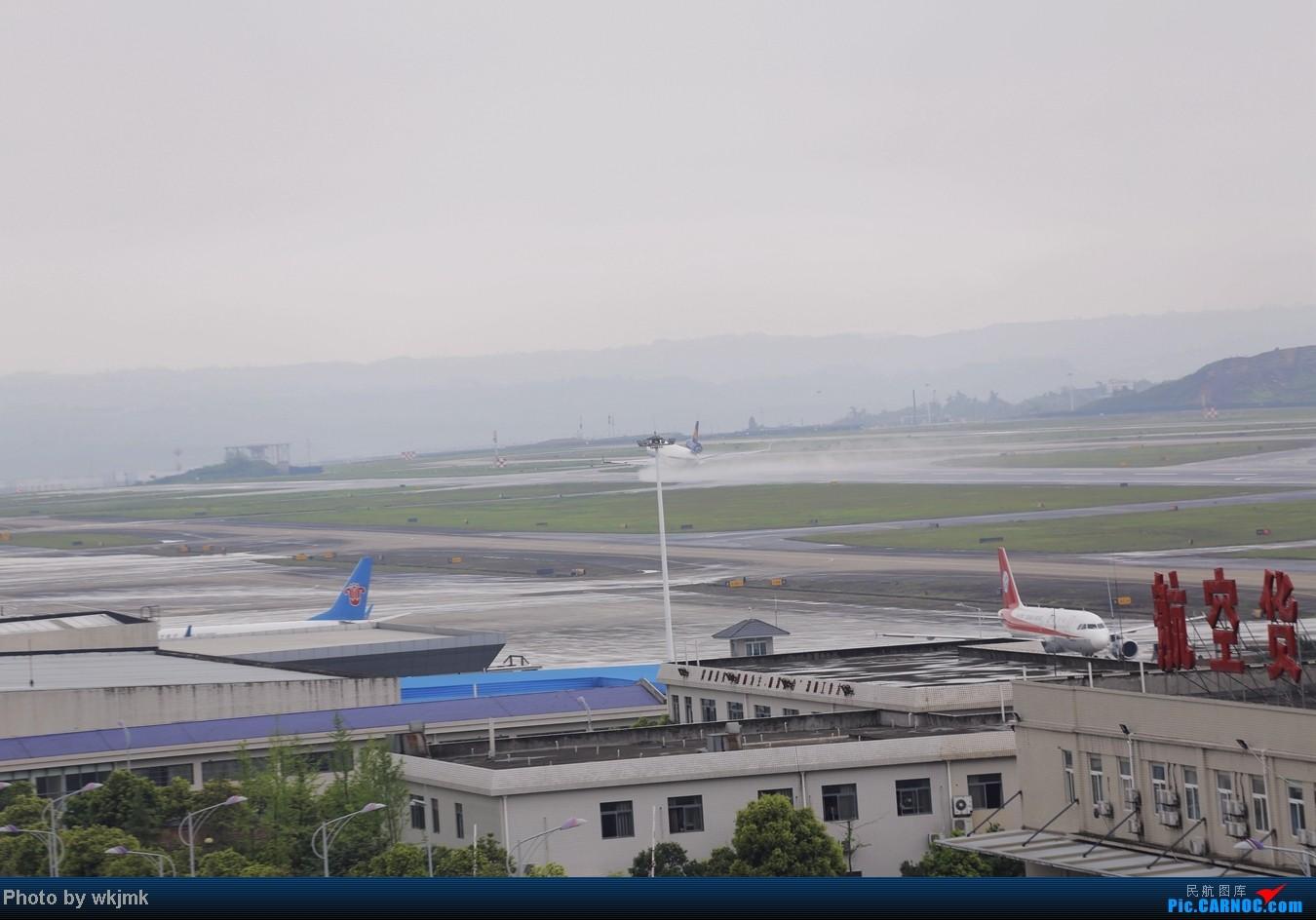 Re:[原创]在CKG拍机发现一个不明的航空公司 UNKOWN
