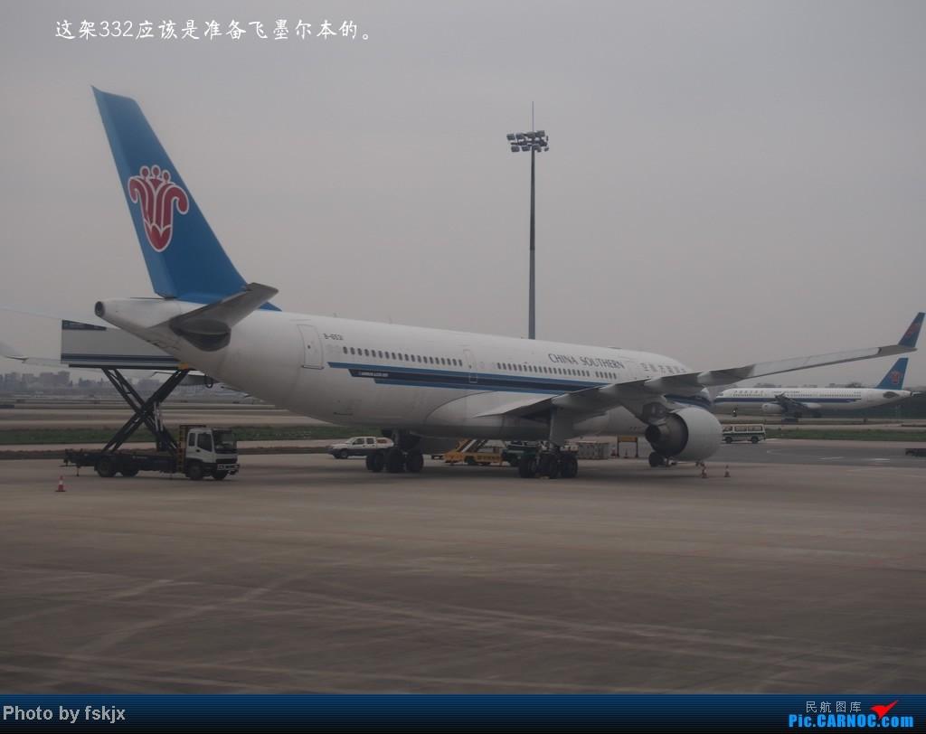 【fskjx的飞行游记☆7】休闲兰卡威,色彩槟城(上集) AIRBUS A330-200 B-6531 中国广州白云机场