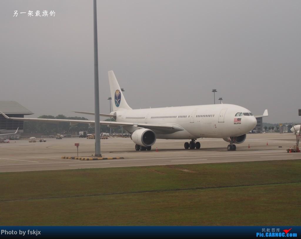 【fskjx的飞行游记☆7】休闲兰卡威,色彩槟城(上集) AIRBUS A330-300 9M-XAD 马来西亚吉隆坡机场