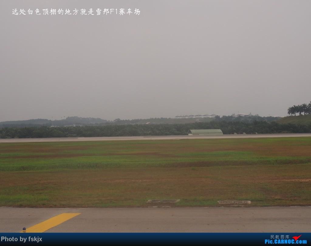 【fskjx的飞行游记☆7】休闲兰卡威,色彩槟城(上集) BOEING 747-400 TF-ARN 马来西亚吉隆坡机场 马来西亚吉隆坡机场