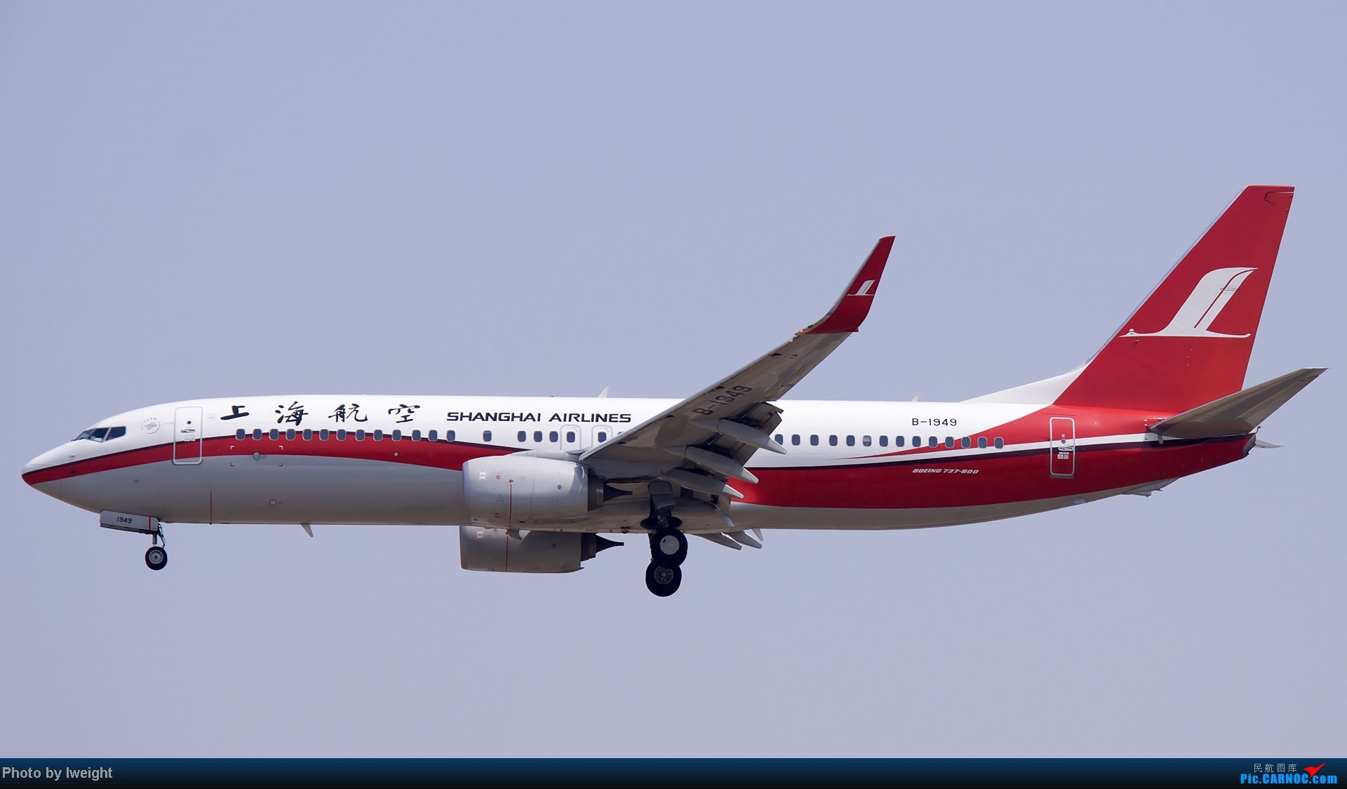 Re:[原创]错过了卡航的巴塞罗那号,只有这些大路货了,泪奔啊 BOEING 737-800 B-1949 中国北京首都机场