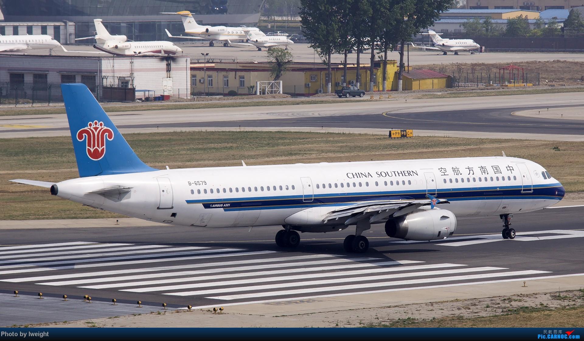 Re:[原创]错过了卡航的巴塞罗那号,只有这些大路货了,泪奔啊 AIRBUS A321-200 B-6579 中国北京首都机场