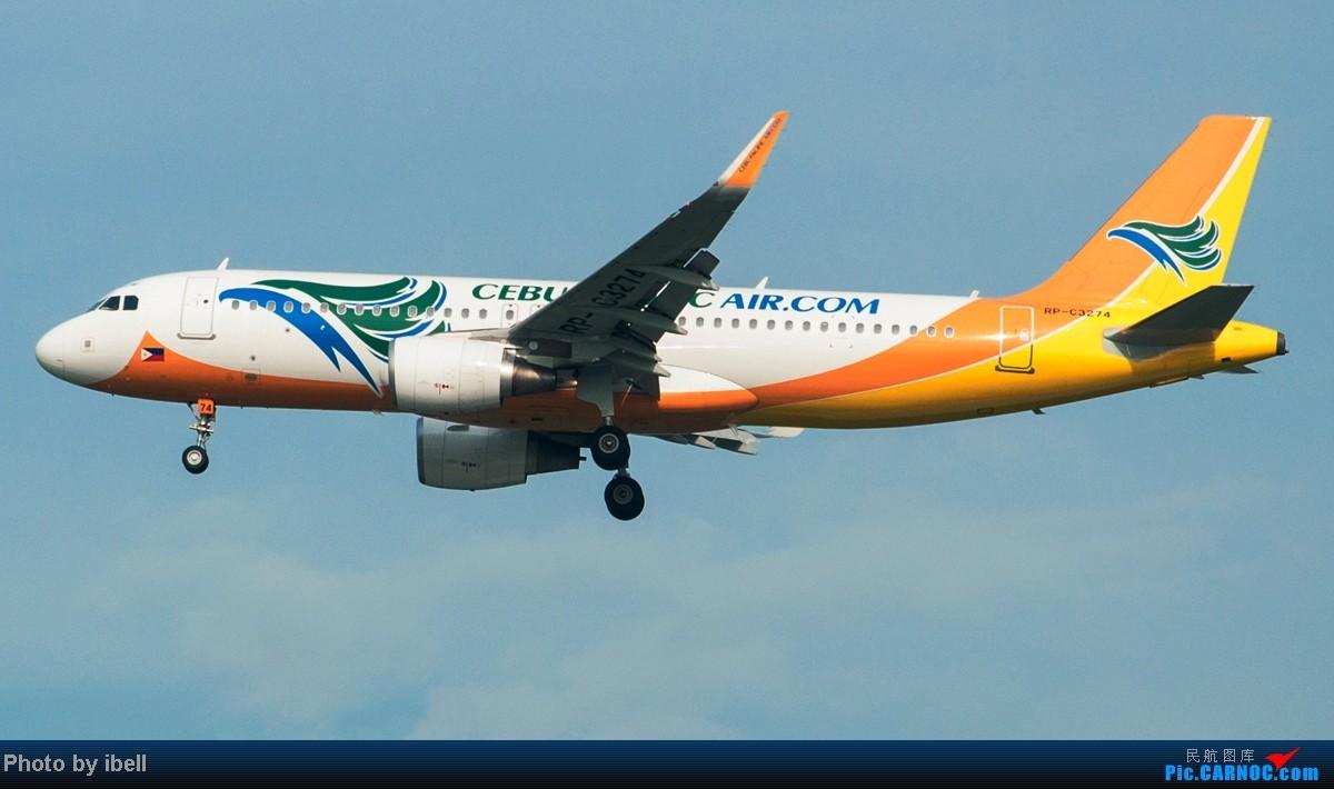 Re:[原创]【SIN樟宜拍机】从ATR到Airbus再到Boeing,包括788,748,更有首都航空! AIRBUS A320-214(WL) RP-C3274 新加坡樟宜机场